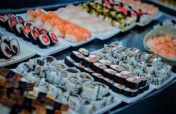 Título do anúncio: Vendo Restaurante Japonês Em Santos