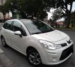Título do anúncio: Vendo / Troco Citroën C3 Tendance 1.5 baixo km.