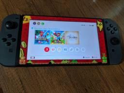 Título do anúncio: Nintendo switch v2 modelo bateria extendida