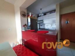 Apartamento à venda com 2 dormitórios em Setor negrão de lima, Goiânia cod:NOV236336