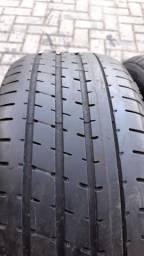 2 - pneus 225/45r17 pirelli run-flat