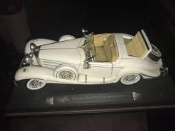 Mercedes benz 500k roadster 1936 veiculos miniatura carro