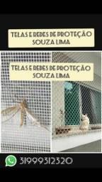 Título do anúncio: Telas mosquiteira contra insetos