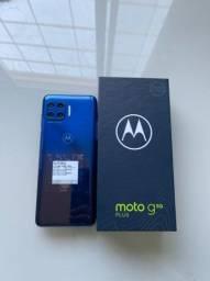 Motorola moto G 5G Plus 128GB 8GB de RAM top de linha