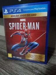 Vendo ou troco jogo Spider Man