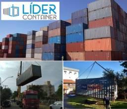 Título do anúncio: Container marítimo original - pgto na entrega