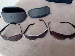 Óculos Armani de sol