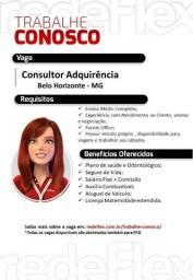 Título do anúncio: Vaga - Consultor de Adquirencia