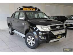 Toyota Hilux 3.0 SRV CD 4x4 automática diesel