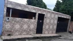 Vendo Casa de 2 Quartos + 9 Anexos + Garagem 2 Carros + Cacimba em Terreno de 10x60