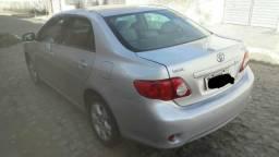 Corolla xei 2009 vendo ou troco por carro de menor valor,leia a descrição - 2009