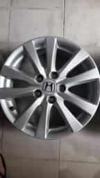 Vendo jogo de roda original do Honda civic aro 16. F/981314310