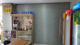 Porta automática de aço