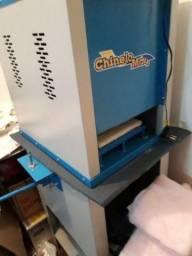 Maquina de fazer chinelo automatica completa