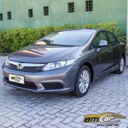 HONDA CIVIC 2013/2014 1.8 LXS 16V FLEX 4P AUTOMÁTICO   2014
