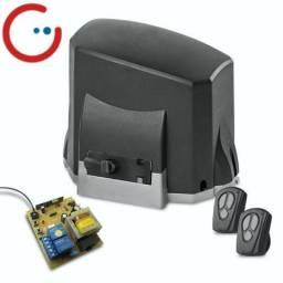 Motor / Portão Eletrônico INSTALADO + TXCAR GRÁTIS