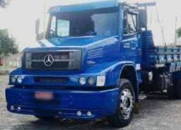 Mb 1620 Truck Carroceria - 2013