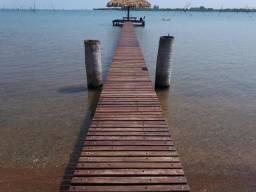 Chácara na beira eventos na beira do lago