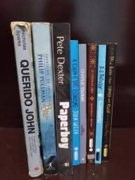 Livros (R$ 10,00 cada)