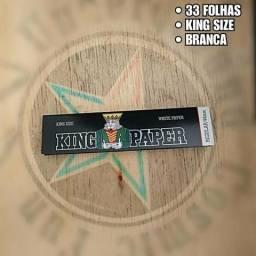 Aproveite Super Promoção Caixa 20 Livretos Kingsize King Paper Entrego Toda Região