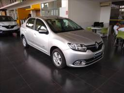 RENAULT LOGAN 1.6 DYNAMIQUE 8V FLEX 4P MANUAL - 2016