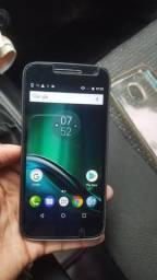 Vendo celular moto G4 16 GB Android 7.1.1