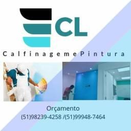 CL Calfinagem acabamentos e Pintura