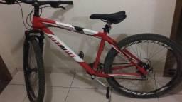 Bicicleta semi nova em ótimas condições