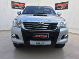 Hilux srv 3.0 diesel 2014 automatica - 2014
