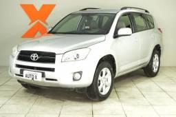 Toyota RAV4 2.4 4x2 16V 170cv Aut. - Prata - 2011 - 2011