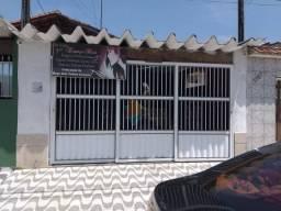 Casa com 3 dormitórios para alugar, 102 m² por r$ 1.600,00/mês - mirim - praia grande/sp