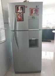 Geladeira 2 portas lg com dispenser