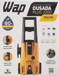 Lavadora de Alta Pressão Wap Ousada 1750 Libras - Mangueira 3m Acessórios 220V