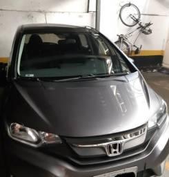 Honda Fit automático | Único dono | 70000km | AC | VE - 2014