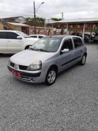 Renault Clio 1.6 Privilege ano 2006 Completo Repasse - 2006
