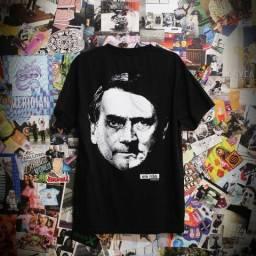 Camiseta Ele Não Bolsolixo Dirtyblood