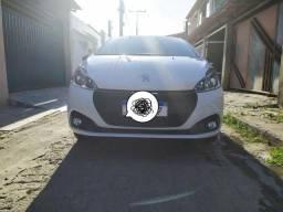 Peugeot 208; ano 2018; - 2018