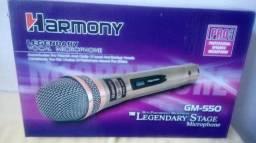 Microfones diversos