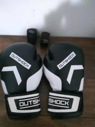 Luvas de muay thai, Kickboxing