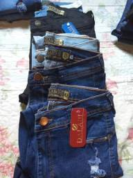 Calças jeans ótimas .veste super bem