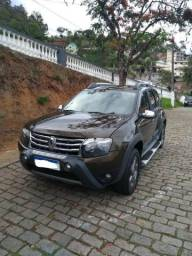 Duster 2.0 4x4 com GNV - 2014