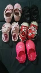 Melissa, Barbie, All Star e Pampili OriginaisTam 23/24