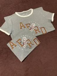 Camisas femininas originais da Aeropostale