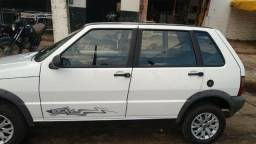 Carro Fiat UNO Way 2013 - 2013