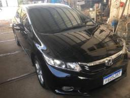Honda civic EXR 13/14 top de linha,aceito troca menor valor - 2014