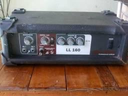 Potência LL160. obs: com pouco de ruído aumentar