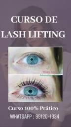 Curso de lash lifting ? ? ?