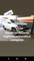 Volkswagen Amarok highline 4x4 - 2012