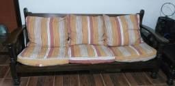 Vendo sofá e mesa em excelente estado