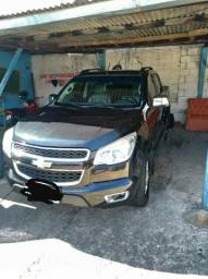 Pick-Up S10 LTZ 2.4 F. Power 4x2 CD - 2013